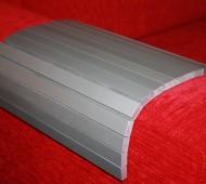 Drewniana mata aluminium
